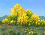 Cottonwoods in Nevada #2: Jim Promessi