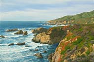 Rock Formations Along the California Coast: Jim Promessi