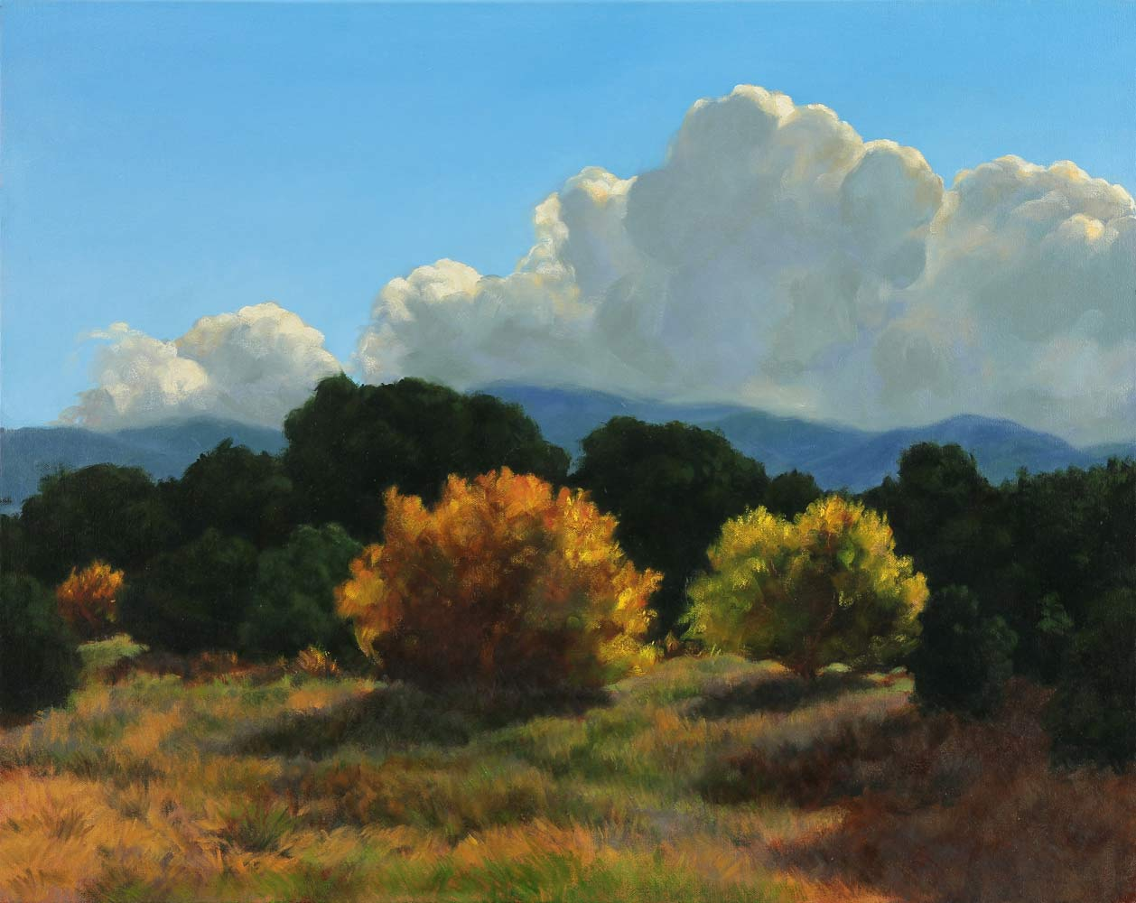 Annex Fall Colors, landscape by Promessi